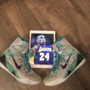 Nike Kobe 9 Elite Hero Draft Day Expression size 8
